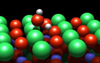 Photo of Water molecules' behavior on perovskite surfaces offers important tools for surface and materials research