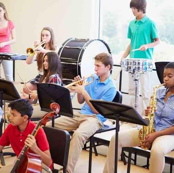 Woodbury High Orchestra