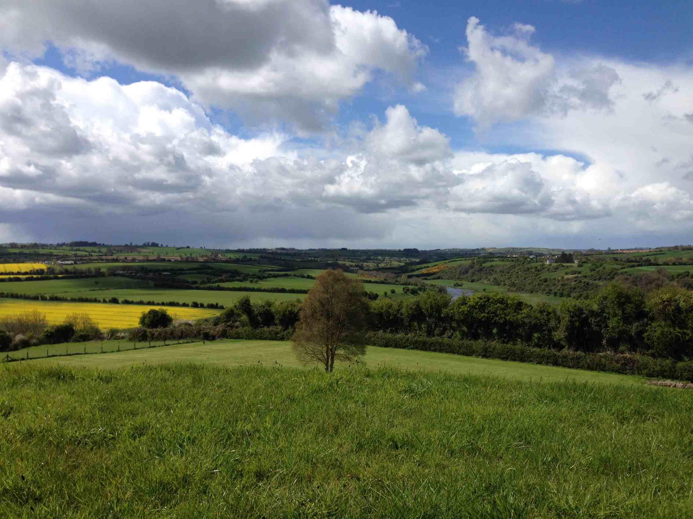 The Boyne Valley