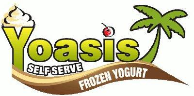 Yoasis Self Serve Frozen Yogurt