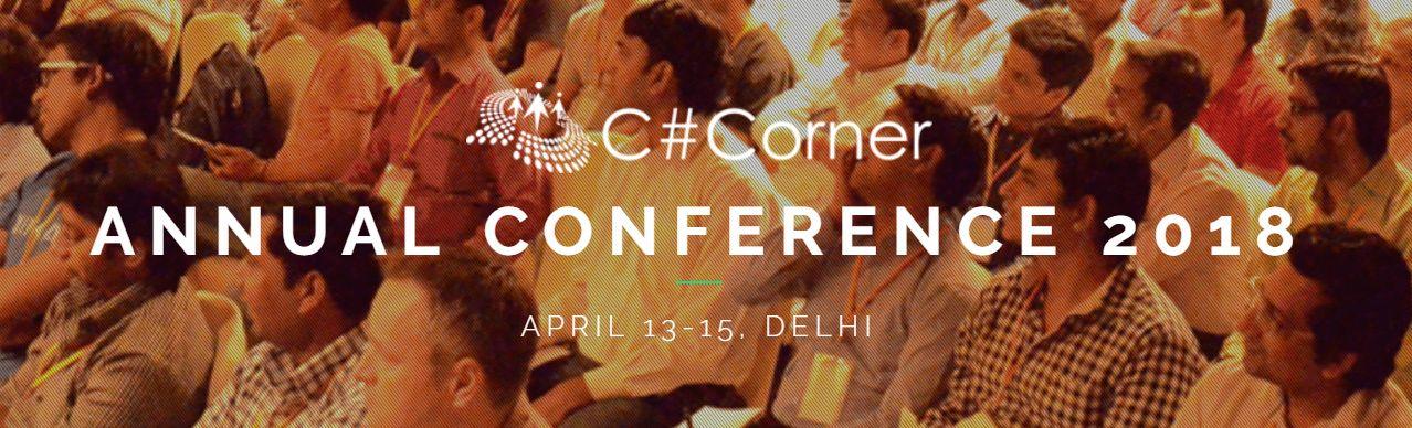 Gluon Exhibiting at C# Corner in New Delhi, India
