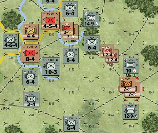 GMT Games - Thunder in the East
