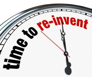 Time-to-Reinvent