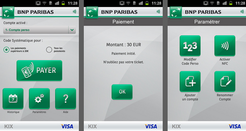 New Version of KIX Contactless Mobile Payment App Launched