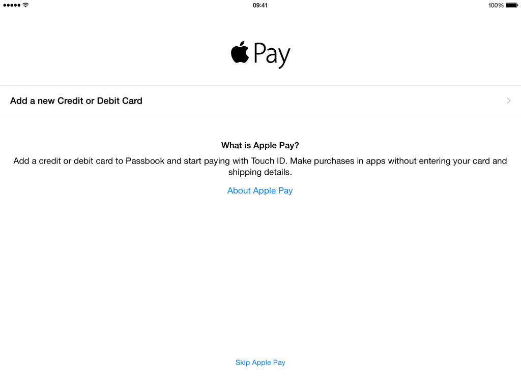 Apple-Pay-iPad