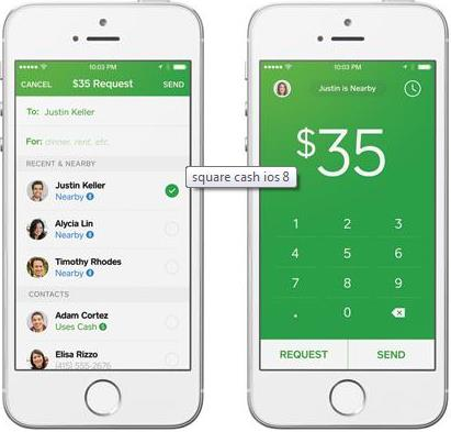 Square Cash Introduces P2P Payments using Bluetooth Low Energy | MEDICI