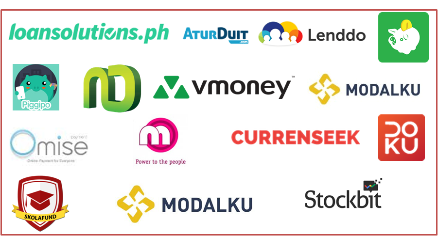 15 Noteworthy FinTech Startups in Southeast Asia