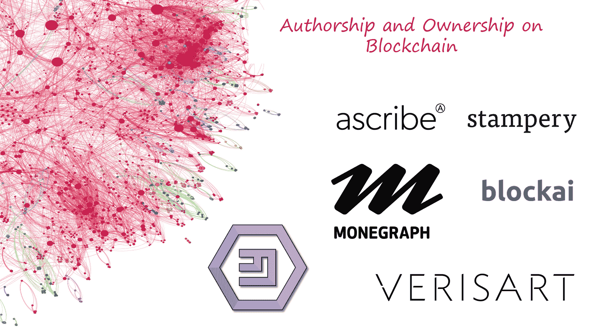 proof of authorship and ownership on blockchain