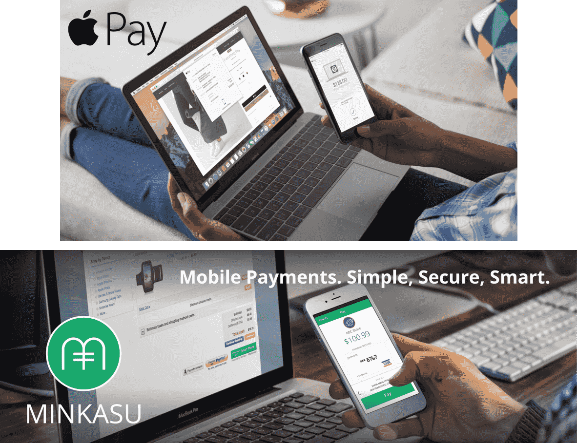 Apple Pay takes the Minkasu Approach to E-Commerce