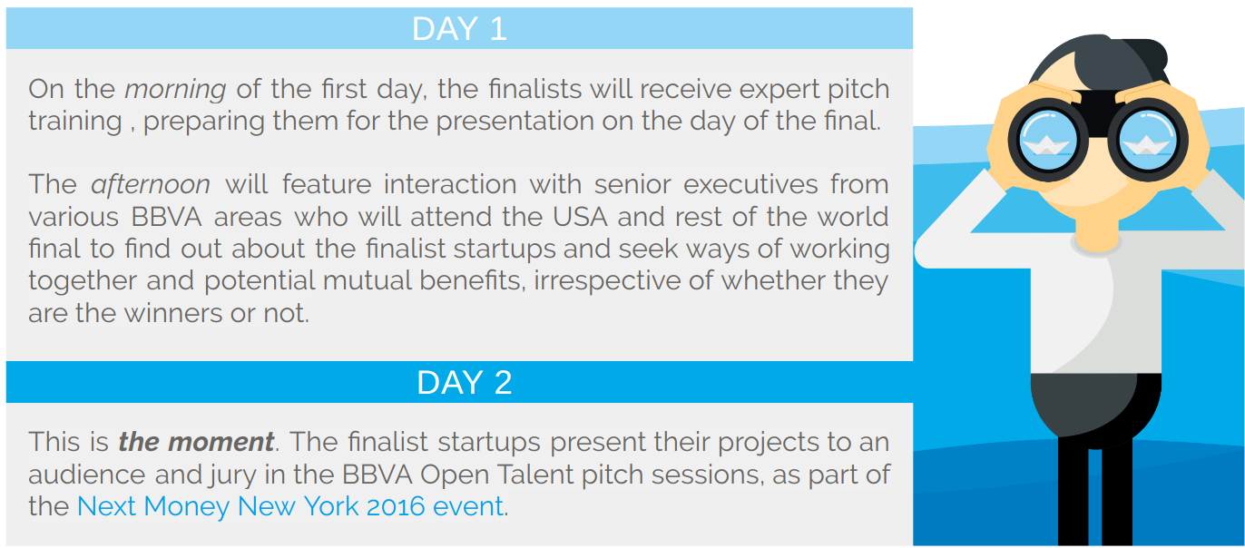 BBVA Open Talent 2016: Shedding Light on the Next Generation of FinTech Disruptors