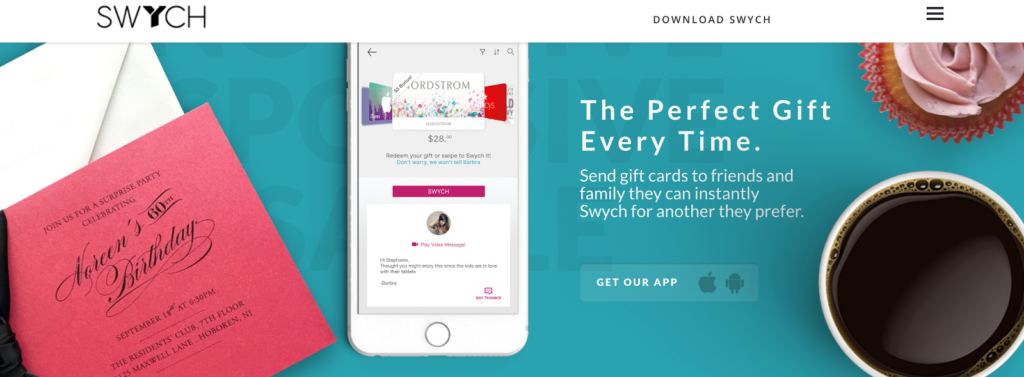 Exclusive Interview With Deepak Jain, CEO and Founder of Swych, a Mobile Platform Defining the Next Generation of Gifting