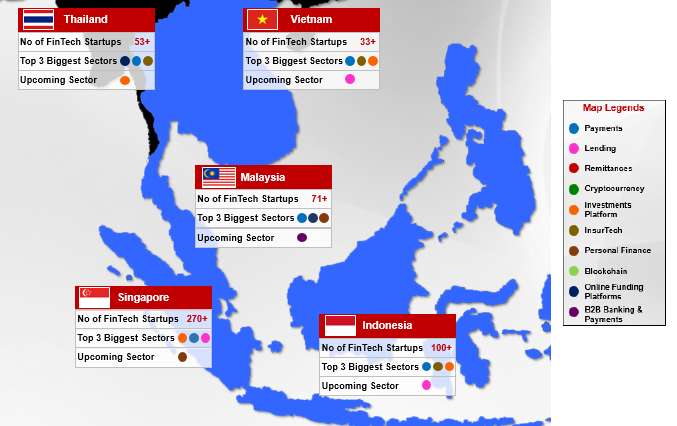 FinTech Innovation in Southeast Asia