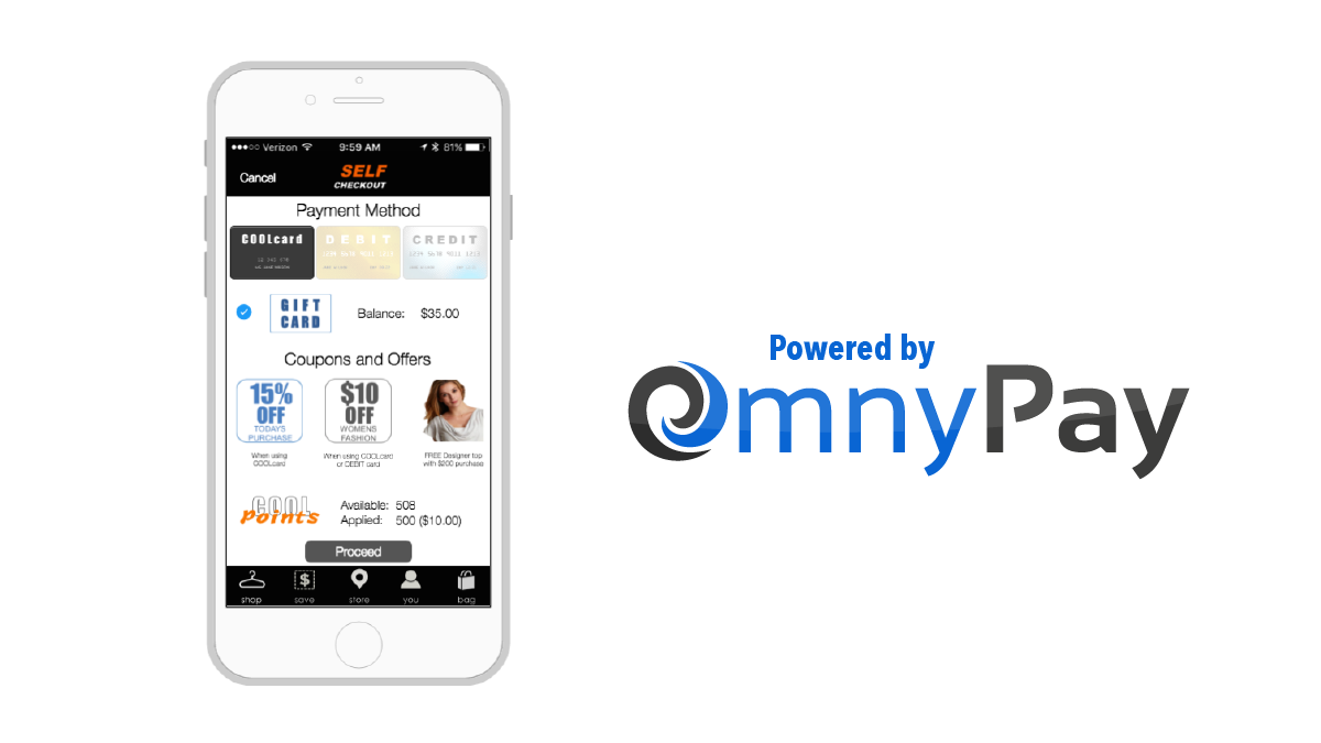 OmnyPay Launches Contextual Commerce Platform For Retailers' Branded Apps