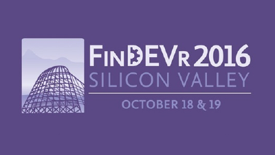 FinDEVr 2016: What's Hot in FinTech?