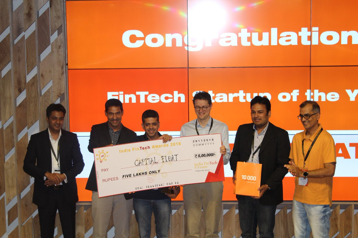 India FinTech Awards: The Winners