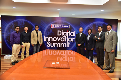 Digital Innovation Summit by HDFC bank: A platform for startups to show their FinTech Potential