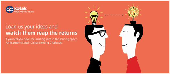 Kotak Digital Lending Challenge – An Effective Platform to Start a Long Term Partnership
