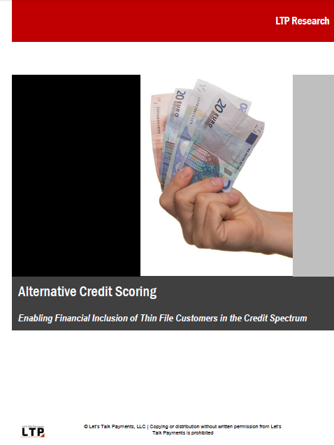 Alternative Credit Scoring: Enabling Financial Inclusion of the Underserved – A Research report by LTP