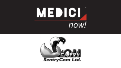 MEDICI now! The SentryCom Story