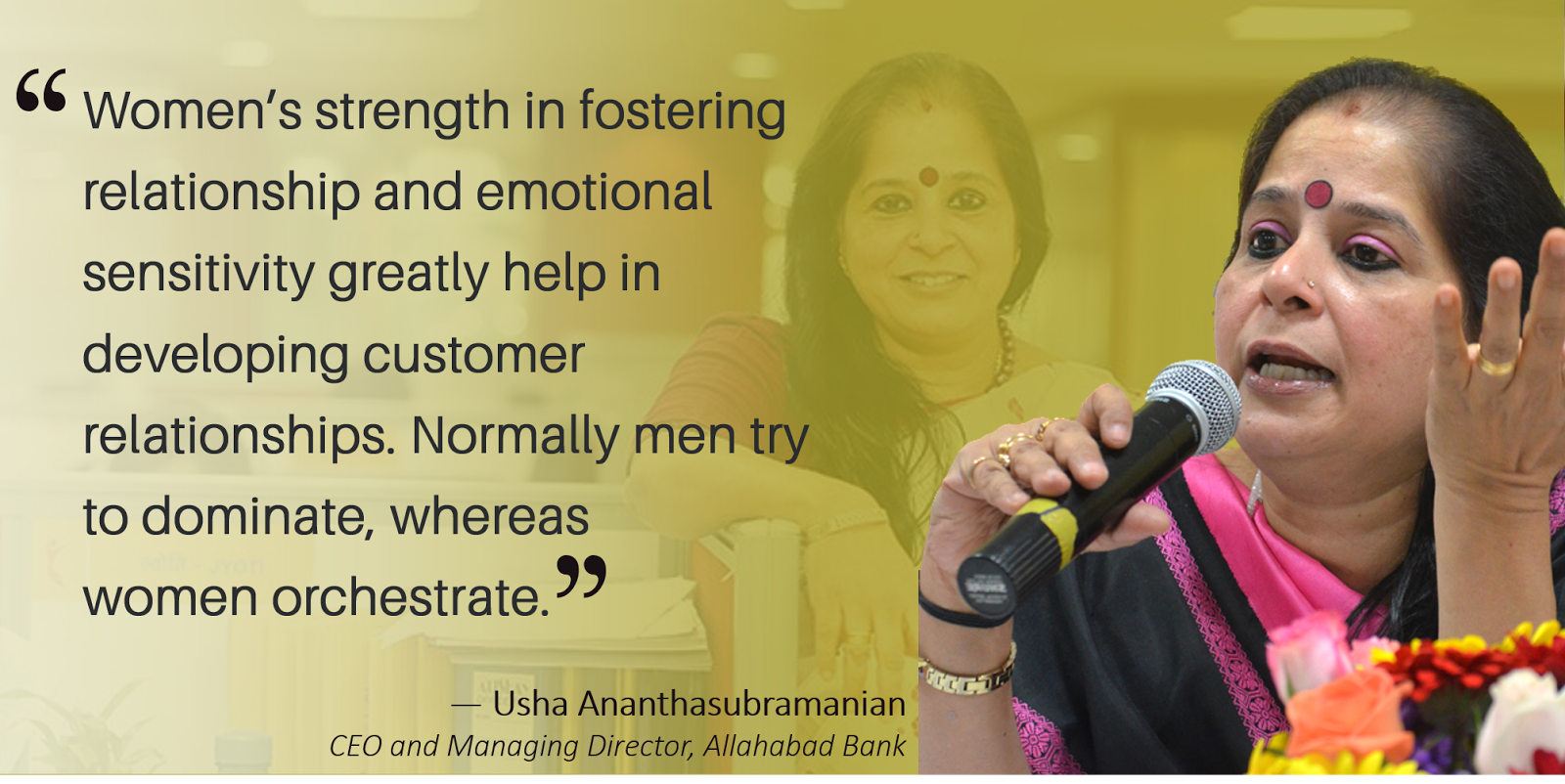The Most Influential Women in Indian Banking