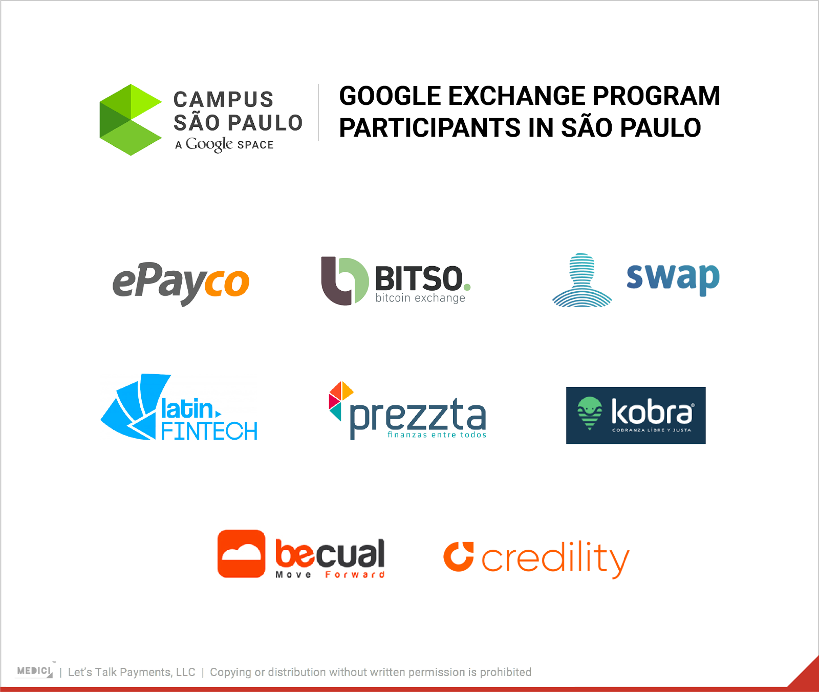 Meet Innovators Selected for Google Exchange Program in the Leading FinTech Market in LATAM