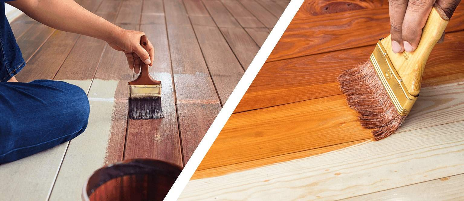 Should You Stain Or Seal Wood 2021616105554
