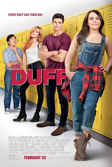 FREE The Duff Movie Screening.