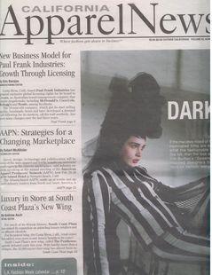 Apparel news cover2