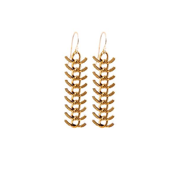 Earrings   knot   gold   smalljpeg srgb 1600px for web