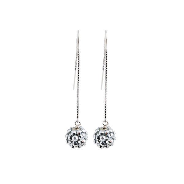 Earrings   pompom   silver   smalljpeg srgb 1600px for web