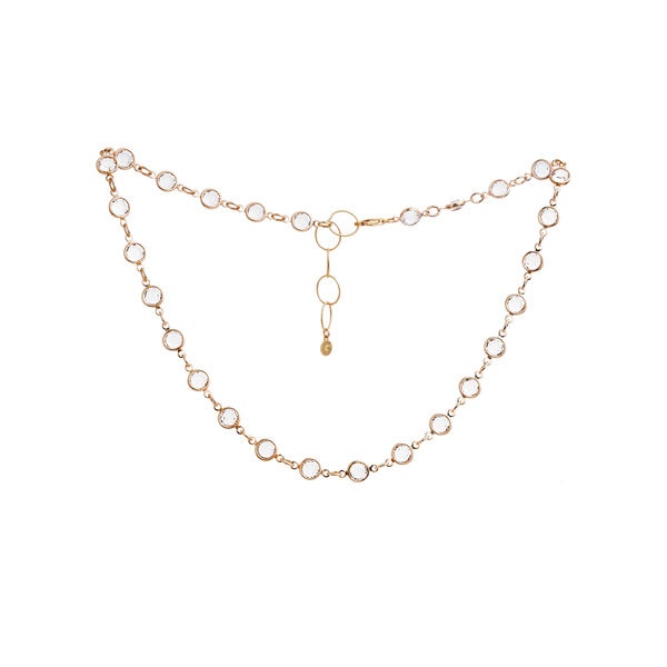 Necklace   crystal   chain   rose goldjpeg srgb 1600px for web
