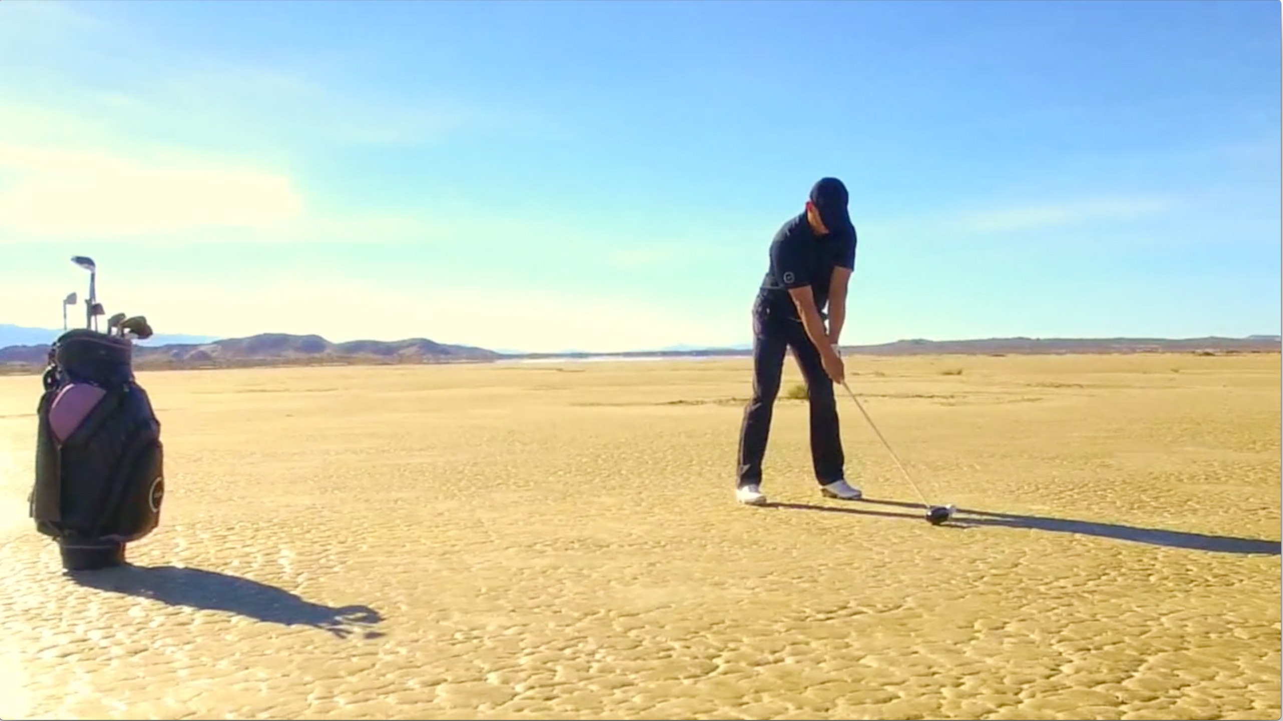 Golf Code 360 Brand Video