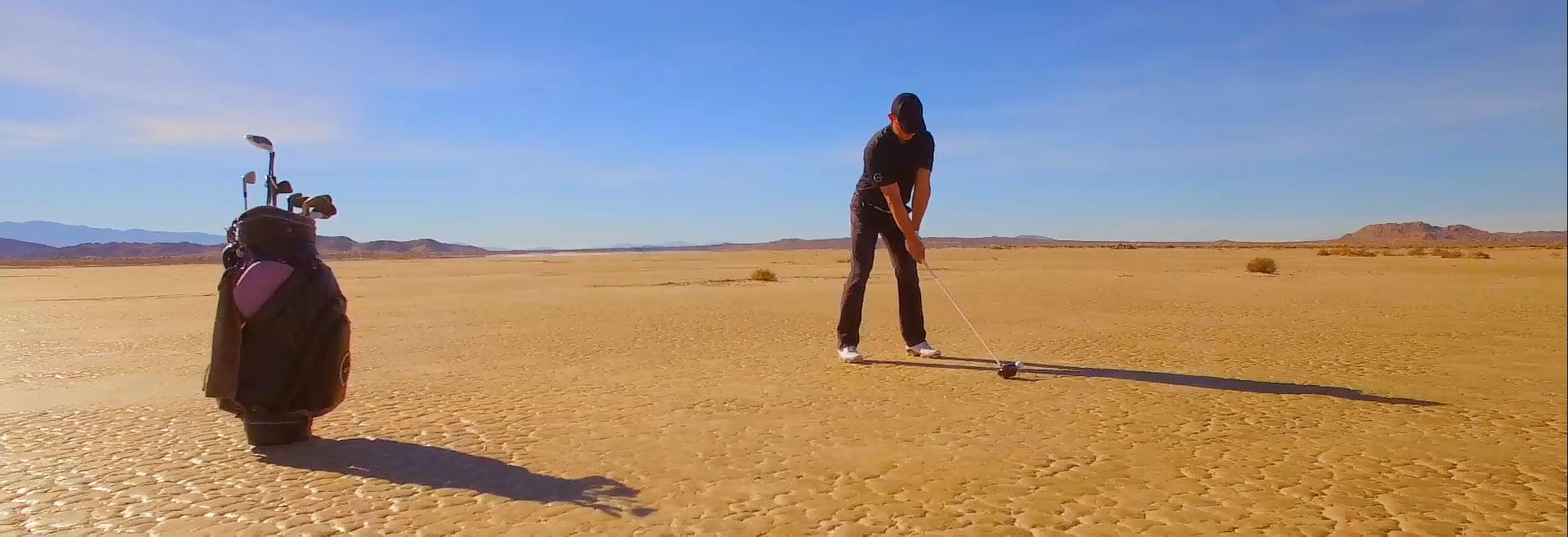 Golfcode360 Sizzle