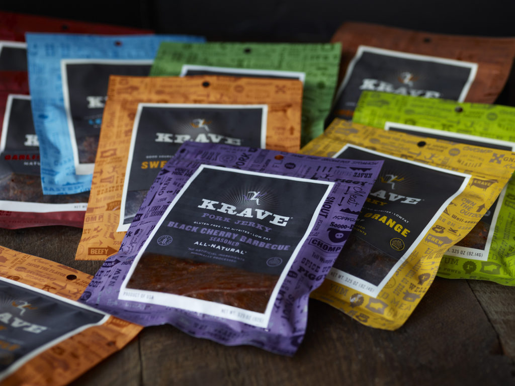 The King of Snacks | Krave Jerky
