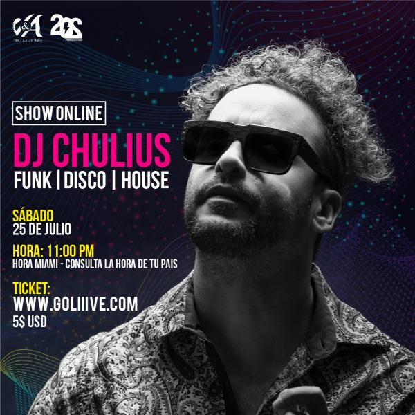 Dj Chulius Funk-Disco-House