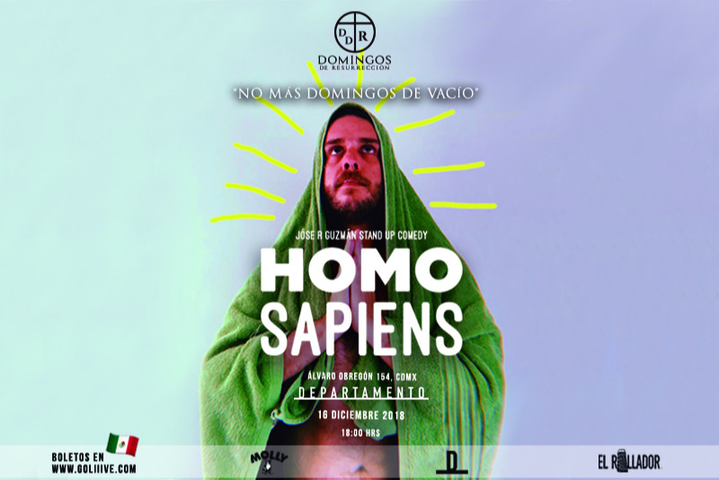 Homosapiens Stand Up Comedy