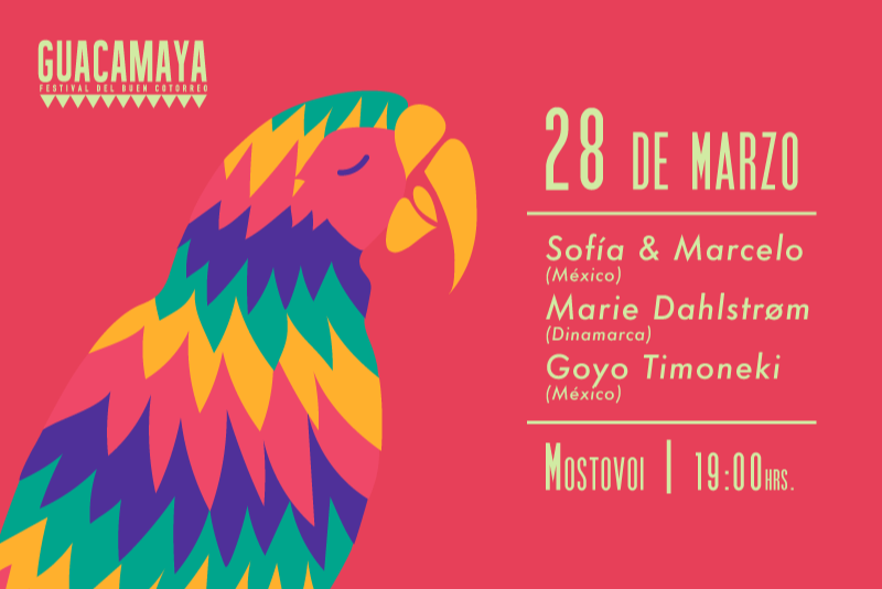 Guacamaya Festival 4ta Edición - Día 1