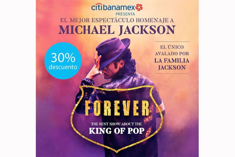 "FOREVER ""The best show about the King of Pop"""