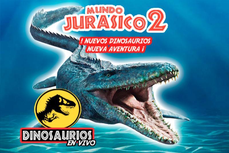Dinosaurios 2