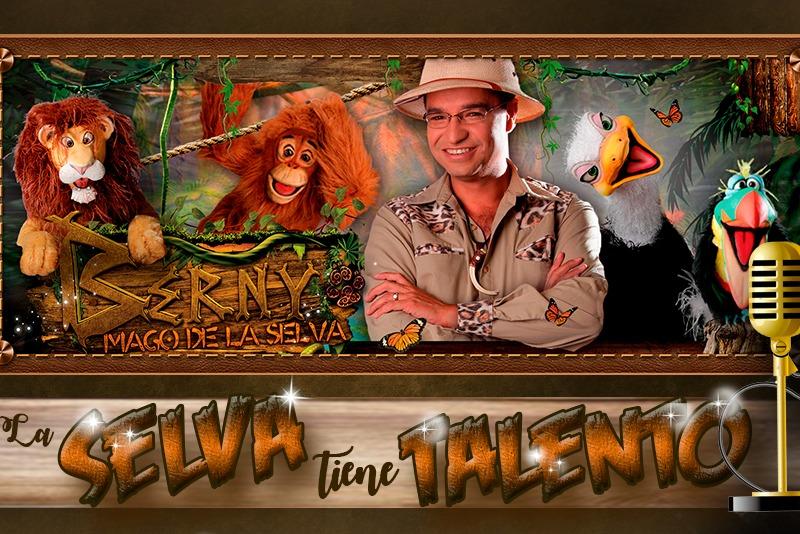 Mago Berny en La Selva tiene Talento