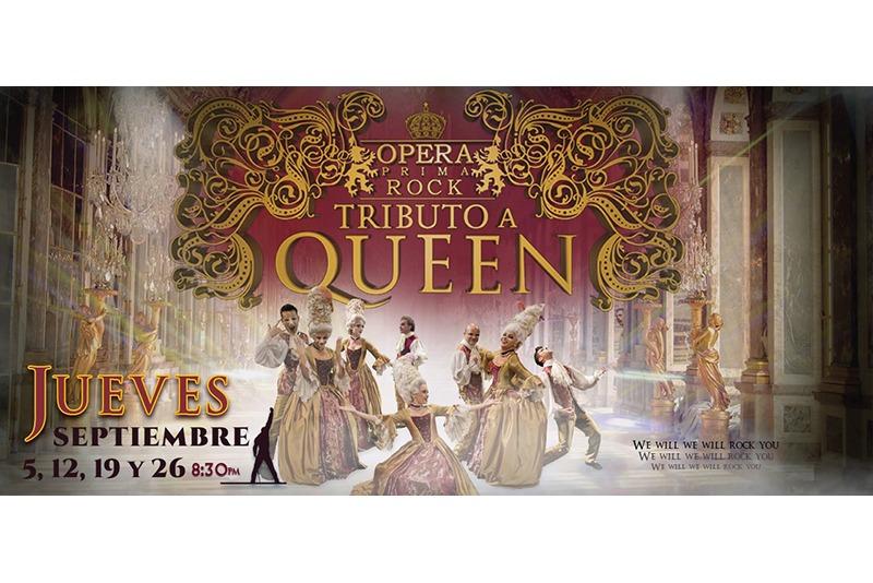 Opera Prima Rock: tributo a Queen