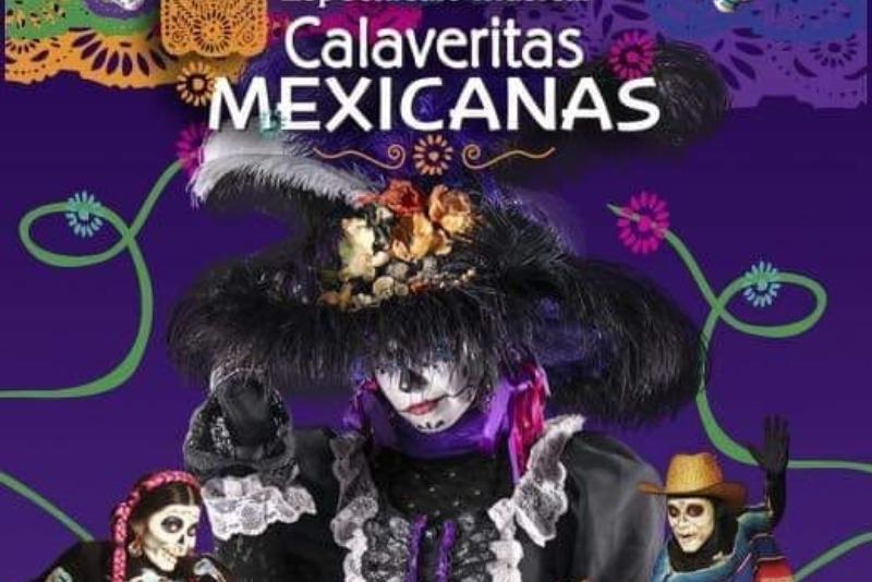 Calaveritas Mexicanas en Teatro Tepeyac