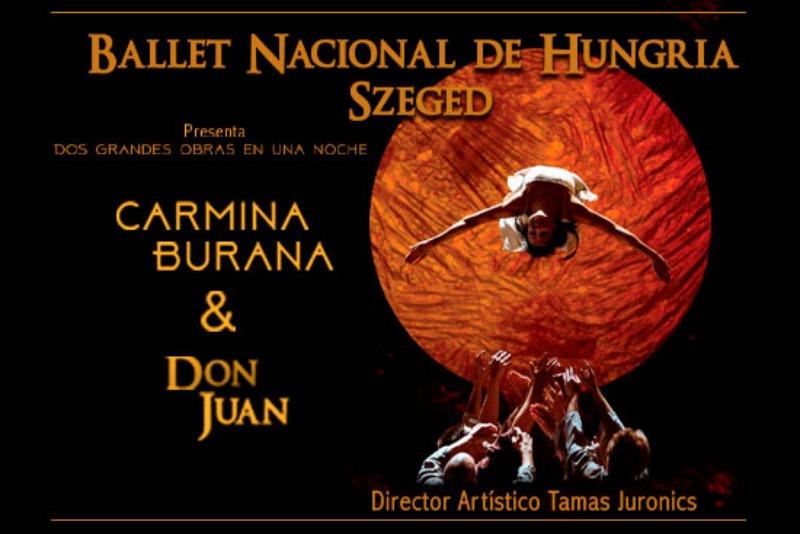 Ballet Nacional de Hungría Szeged