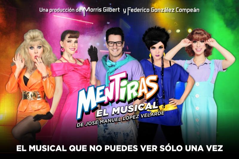 Mentiras, El Musical