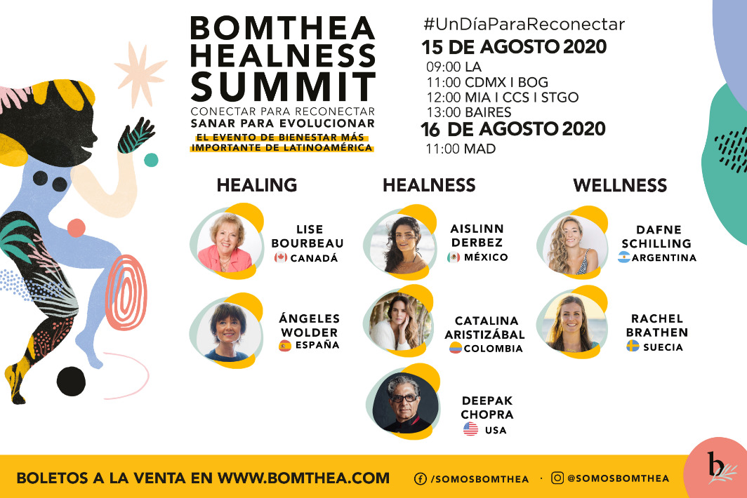 Bomthea Healness Summit