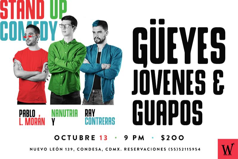 Gueyes Jóvenes & Guapos