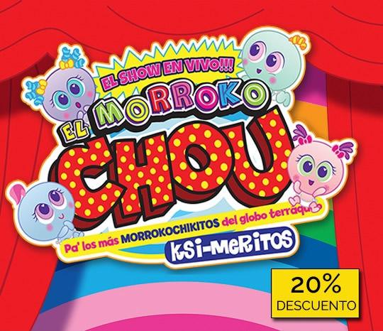 Los Ksimerítos Distroller, Morrokochou