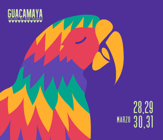 Guacamaya Festival 4ta Edición - Bono