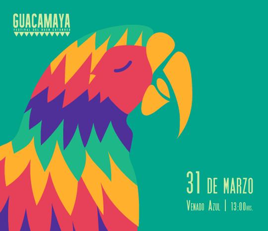 Guacamaya Festival 4ta Edición - Día 4