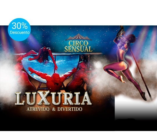 Luxuria en Interlomas